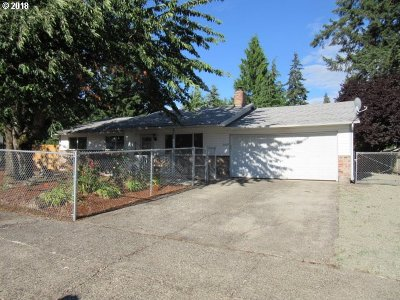 Single Family Home For Sale: 8009 NE 138th Ave
