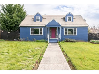 Single Family Home For Sale: 116 NE 136th Ave