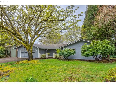 Forest Grove Single Family Home For Sale: 3012 Watercrest Rd