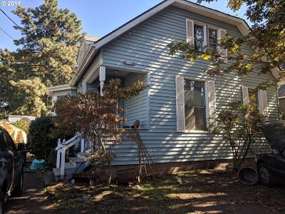 Clackamas County, Multnomah County, Washington County Single Family Home For Sale: 8148 N Haven Ave
