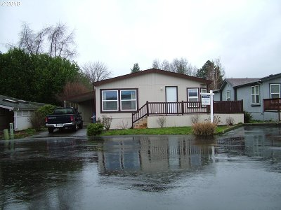 Washougal Single Family Home For Sale: 3777 Addy St #45