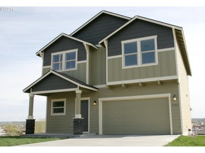 Hermiston Single Family Home For Sale: 2142 NW Dawn Dr
