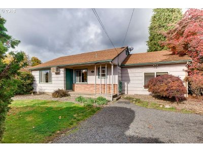 Hillsboro, Cornelius, Forest Grove Single Family Home For Sale: 2019 Willamina Ave