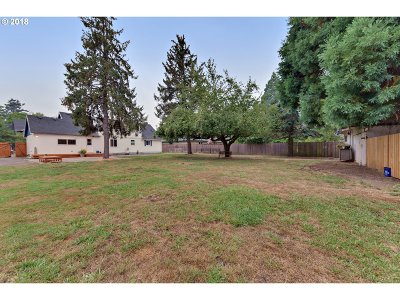 Tigard Residential Lots & Land For Sale: 9900 SW 92nd Ave