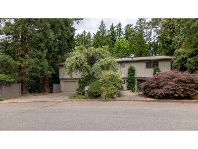 Single Family Home For Sale: 4433 SW Tunnelwood St