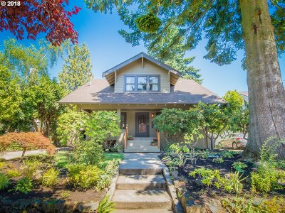 Single Family Home For Sale: 3002 NE 44th Ave