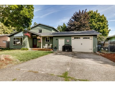 Cottage Grove, Creswell Single Family Home For Sale: 82899 Brookhurst St
