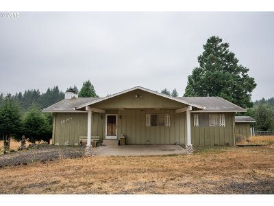 Estacada Single Family Home For Sale: 30195 SE Gruber Rd
