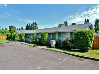 Beaverton Multi Family Home For Sale: 4126 SW 170th Ave