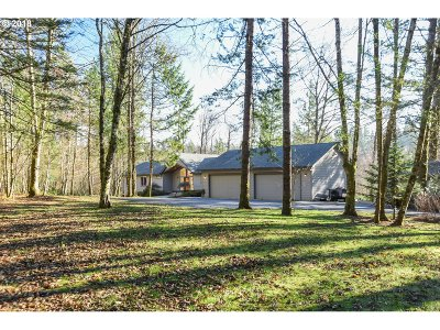 Washougal Single Family Home Bumpable Buyer: 2701 SE 370th Ave