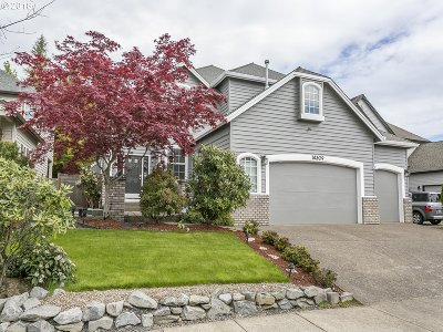 Bethany Single Family Home For Sale: 14309 NW Meadowridge Dr