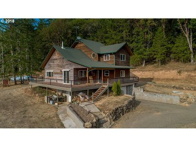 Oakland Single Family Home For Sale: 7143 State Highway 138