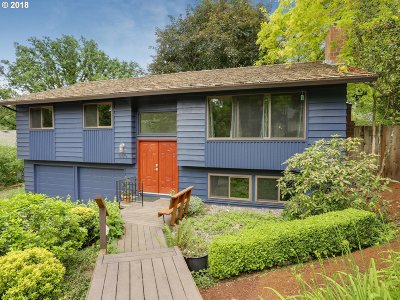 Single Family Home For Sale: 12170 NW Big Fir Ct
