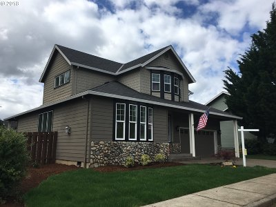 Canby Single Family Home For Sale: 1435 NE 18th Pl