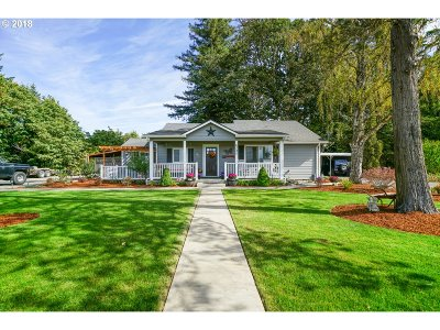 Salem Single Family Home For Sale: 6240 Wallace Rd NW