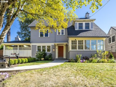 Single Family Home For Sale: 6310 SE 30th Ave