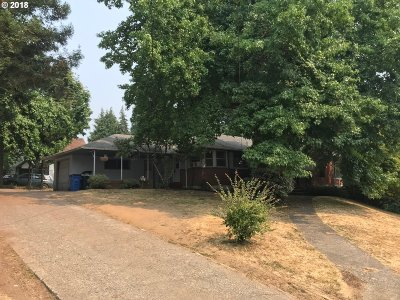 Camas Single Family Home For Sale: 640 NE Garfield St