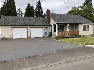 Milwaukie Single Family Home Bumpable Buyer: 6400 SE King Rd