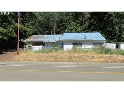 Sutherlin Single Family Home For Sale: 1190 S Calapooia St