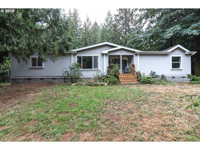 Estacada Single Family Home For Sale: 35550 SE Shade Tree Ln