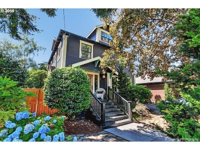 Single Family Home For Sale: 2405 NE 26th Ave