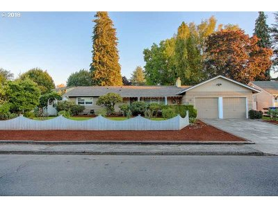 Keizer Single Family Home For Sale: 720 Ventura St