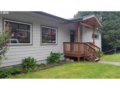 Coos Bay Single Family Home For Sale: 93408 Upper Loop Ln
