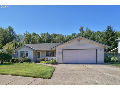 McMinnville Single Family Home For Sale: 1568 SW Ashley Dr