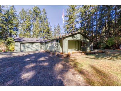 Brookings Single Family Home For Sale: 18116 Rainbow Rock Rd