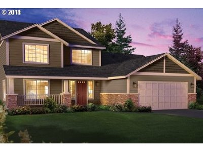 Gaston Single Family Home For Sale: Willlimas Canyon Rd