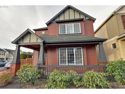 Beaverton Single Family Home For Sale: 6287 SW Kamen Pl
