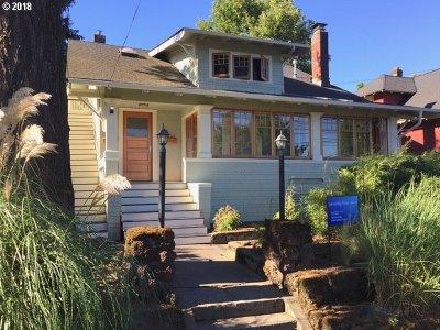Portland Multi Family Home For Sale: 2727 NE Halsey St