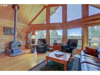 Bend Single Family Home For Sale: 65220 Smokey Ridge Rd