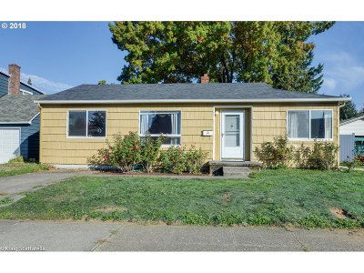 Single Family Home For Sale: 10905 NE San Rafael St