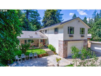 Oregon City Single Family Home For Sale: 14318 Redland Rd