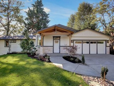 Happy Valley Single Family Home For Sale: 9595 SE 132nd Ave