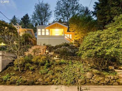 Portland Single Family Home For Sale: 3436 NW Thurman St