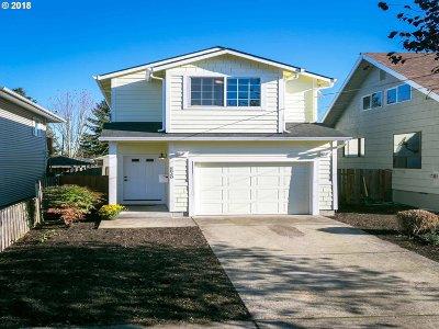 Portland Single Family Home For Sale: 8820 N Fiske Ave