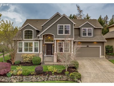 Beaverton Single Family Home For Sale: 15915 SW Loon Dr