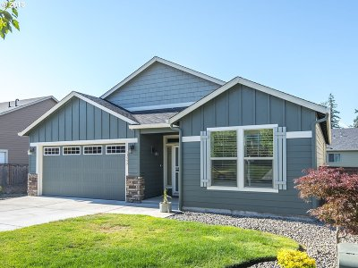 Happy Valley, Clackamas Single Family Home For Sale: 13552 SE Almond Dr