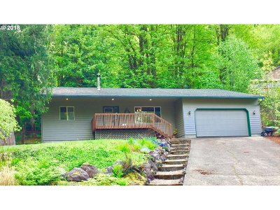 Welches Single Family Home For Sale: 69440 E Fairway Ave