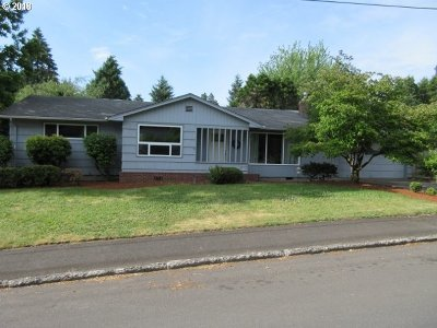 Salem Single Family Home For Sale: 650 Madrona Ave S