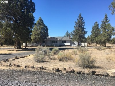 Bend Single Family Home For Sale: 23084 McGrath Rd