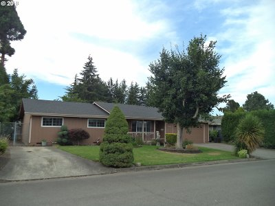 Woodburn Single Family Home For Sale: 1735 Tomlin Ave