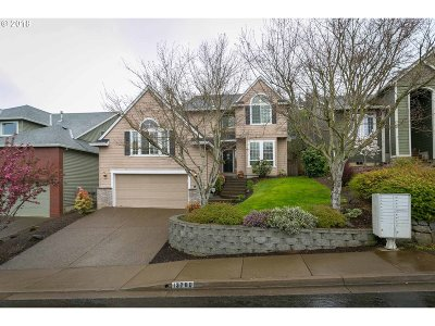 Tigard Single Family Home For Sale: 13780 SW 159th Ter