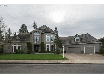 Keizer Single Family Home For Sale: 574 Castle Glen Ln
