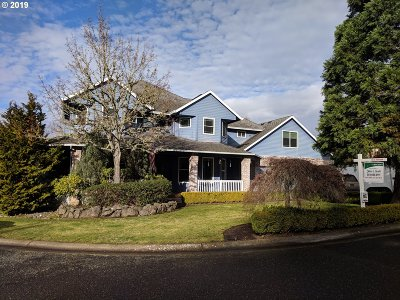 Beaverton Single Family Home For Sale: 19769 SW Bellavista Ct