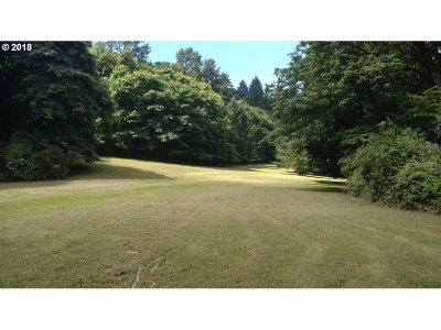 Oregon City Residential Lots & Land For Sale: 320 5th Ave