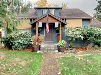 Beaverton Single Family Home For Sale: 12620 SW 13th St