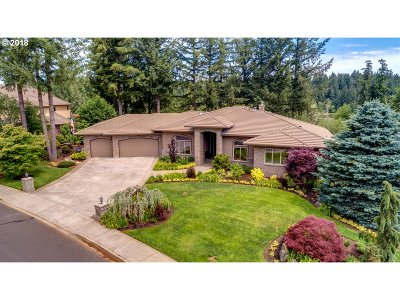 Camas Single Family Home For Sale: 3025 NW Lacamas Dr